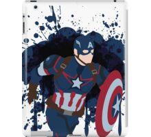 Patriotic Paint Splatters iPad Case/Skin