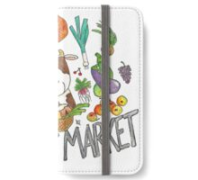 Farmer's Market iPhone Wallet/Case/Skin
