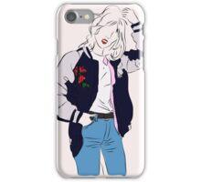 Fashion Girl iPhone Case/Skin