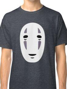 Sans visage - Le voyage de Chihiro Classic T-Shirt