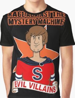 RAGE AGAINTS THE MYSTERY MACHINE GIFT Graphic T-Shirt