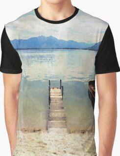 Chiemsee, Bavaria Graphic T-Shirt