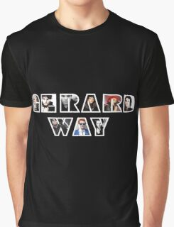 Gerard Way Graphic T-Shirt