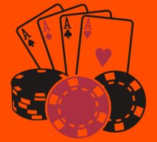 Poker cards chips Kids Clothes