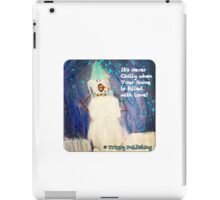 Home is Where the Heart is Cozy iPad Case/Skin