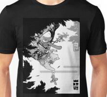 Classic D-pi Tengu design  Unisex T-Shirt