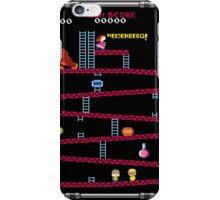 Heisenberg and Donkey Kong iPhone Case/Skin