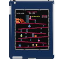 Heisenberg and Donkey Kong iPad Case/Skin