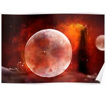 Planetary Soul Aadhya Poster