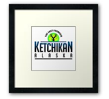 Wonderful Ketchikan Alaska Framed Print