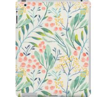 Botanical Garden iPad Case/Skin