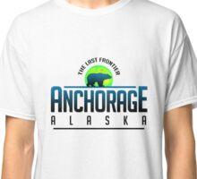 Anchorage Alaska Classic T-Shirt
