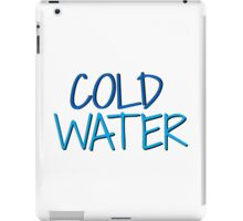 Justin Bieber - Cold Water iPad Case/Skin