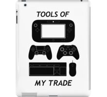 Tools Of My Trade iPad Case/Skin