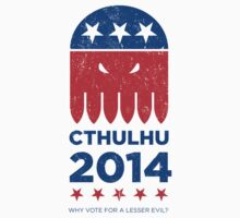 Vintage CTHULHU 2014 by medallion