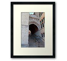 Higher Education Framed Print