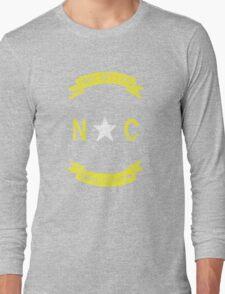 Vintage North Carolina Long Sleeve T-Shirt