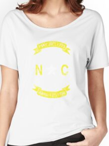 Vintage North Carolina Women's Relaxed Fit T-Shirt