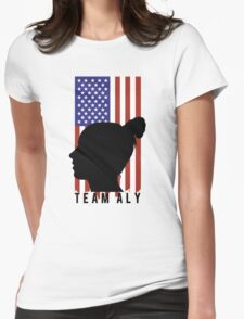 TEAM ALY Womens Fitted T-Shirt