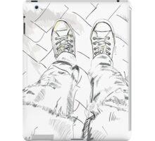 Sport shoes. iPad Case/Skin