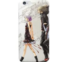 GC Characters iPhone Case/Skin