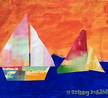 Sail Away by Trippy Publishing