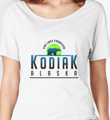Kodiak Alaska Explorer Women's Relaxed Fit T-Shirt