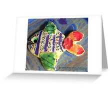 Something's Fishy Greeting Card