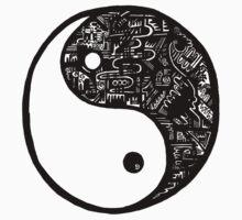 Yin Yang by Oscar Valdez