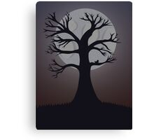 dreamlike tree v1 Canvas Print
