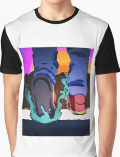 Crossing Graphic T-Shirt