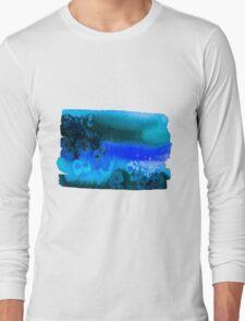 Watercolor shape. Long Sleeve T-Shirt