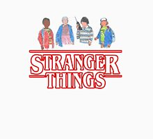 Stranger Things - the Gang Unisex T-Shirt