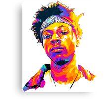 Joey Badass Canvas Print