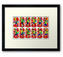 Celebrations 578 Framed Print
