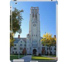 University of Toledo- University Hall iPad Case/Skin