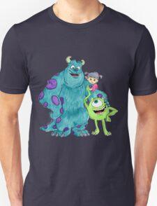 Monster Friends Unisex T-Shirt