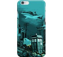 Underwater Tardis iPhone Case/Skin