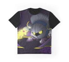 Dark Meta Kirby Graphic T-Shirt