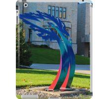 University of Toledo- Campus Art II iPad Case/Skin