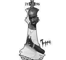 2pac KING Photographic Print