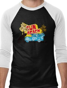 Sun Beach 578 Men's Baseball ¾ T-Shirt