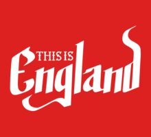 This Is England Baby Tee