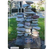 University of Toledo- Campus Art IV iPad Case/Skin