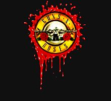 Guns n roses, blood logo Unisex T-Shirt
