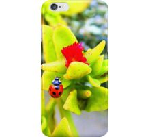 Button Bird iPhone Case/Skin