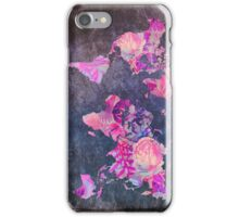 Map Of The World Vintage iPhone Case/Skin