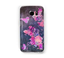 Map Of The World Vintage Samsung Galaxy Case/Skin