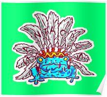 Santa Cruz Toad Poster
