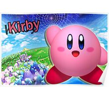 Kirby Poster